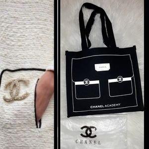 New! Rare Chanel VIP Tote!